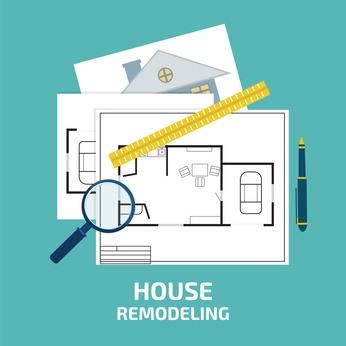 home remodel technology
