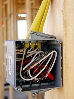 wiring new construction
